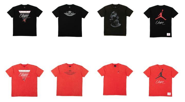 union jordan flight collection apparel 1