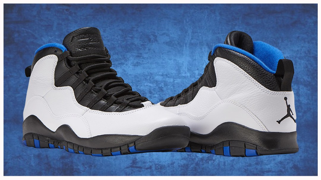 0feb0196c56e54 The Air Jordan 10  Orlando  Returns for the First Time in December ...