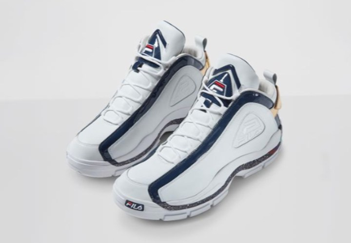 4f91cab8301 The Hall of Fame editions are available in two colorways for  120 and can  be found now at FILA.com.
