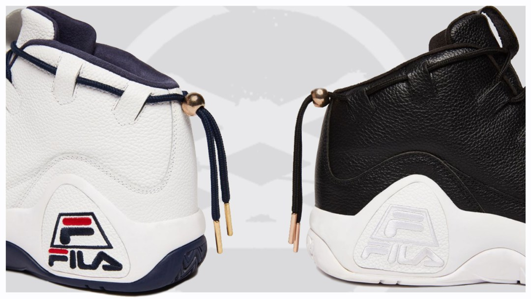65f9e14e9bd1 FILA Remixes Grant Hill s First Signature Sneaker with the 95 Primo ...
