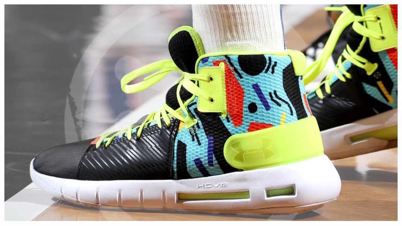 Joel Embiid's Under Armour HOVR Havoc PE is Available Now ... - photo #36