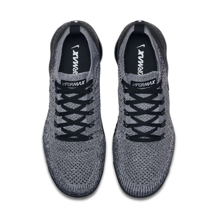 NIKE AIR VAPORMAX FLYKNIT 2 WHITE : BLACK-BLACK 2
