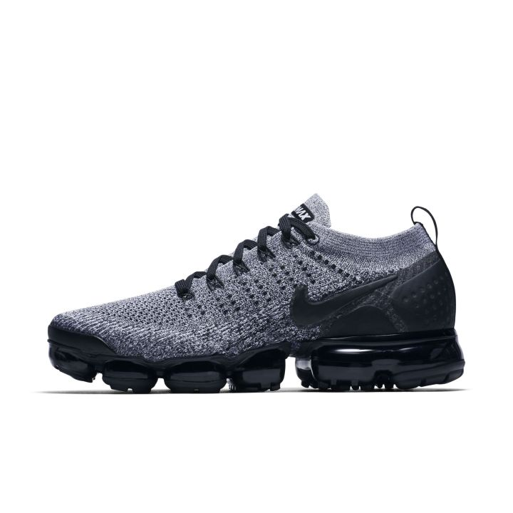 NIKE AIR VAPORMAX FLYKNIT 2 WHITE : BLACK-BLACK 3