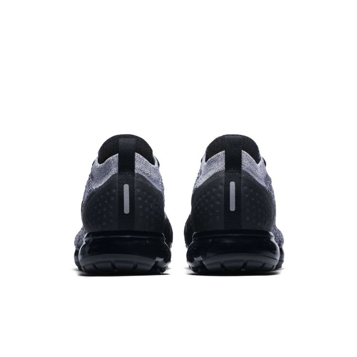 NIKE AIR VAPORMAX FLYKNIT 2 WHITE : BLACK-BLACK 4