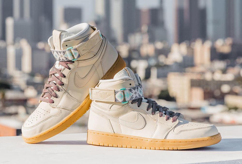 ec5a31de7514 Nike-N7-Footwear-Collection-Air-Jordan-1-High-Strap - WearTesters