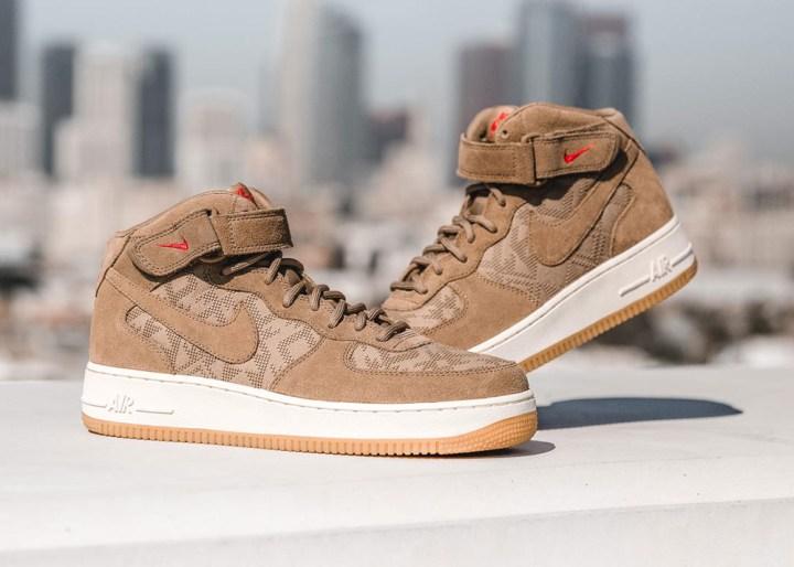 7100326e2b27 The Air Jordan 1 High Strap Returns as Part of the Nike N7 Footwear ...