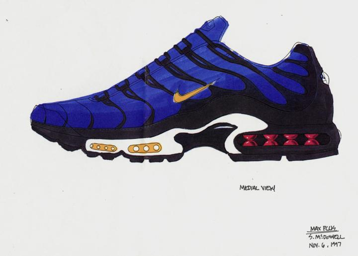 f1932de08034a2 A Brief History of the Air Max Plus From its Designer Sean McDowell ...