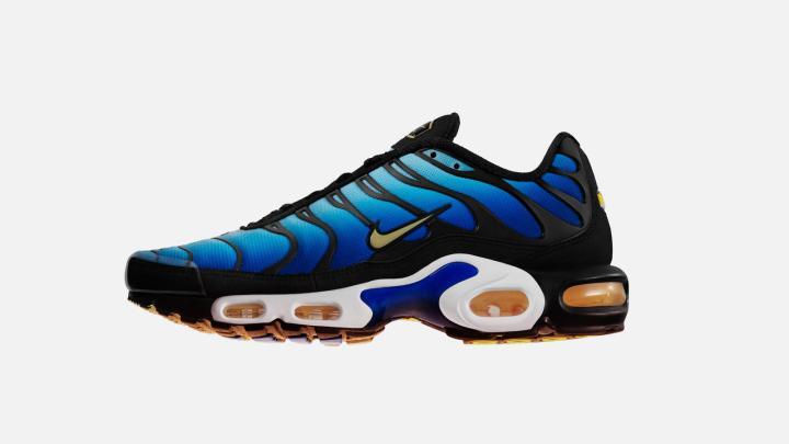 Nike air Max Plus hyperblue