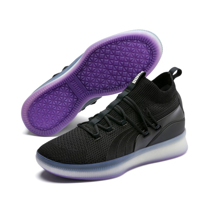 9a8677a182bf The Puma Clyde Court  Purple Glow  will release on November 21 for  120 at  Puma.com. pumahoops