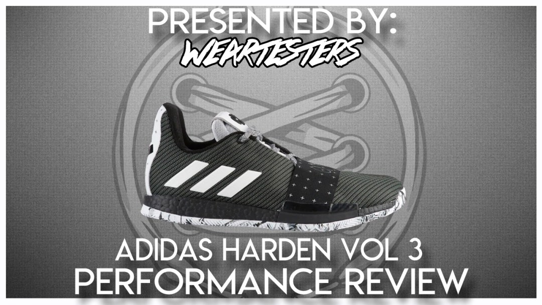 separation shoes 861ba 9c673 adidas Harden Vol 3 Performance Review - WearTesters