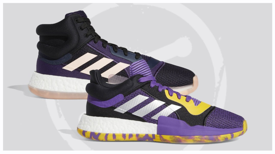 79e0d2d05de307 Multiple Colorways of the adidas Marquee Boost High and Low are ...