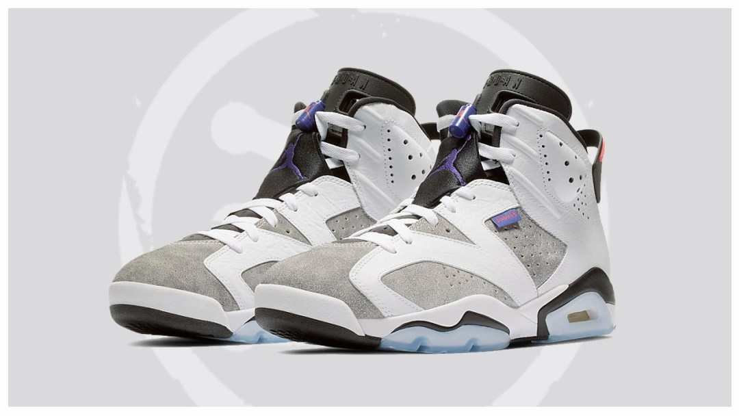 new product 77053 d48cb An Official Look at the Air Jordan 6  Flint  - WearTesters