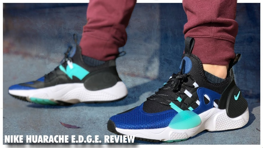 aa2afeb5cbe705 A Detailed Look and Review of the Nike Huarache EDGE - WearTesters