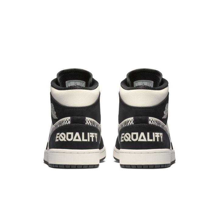 AIR JORDAN 1 MD EQUALITY WHITE:BLACK 5