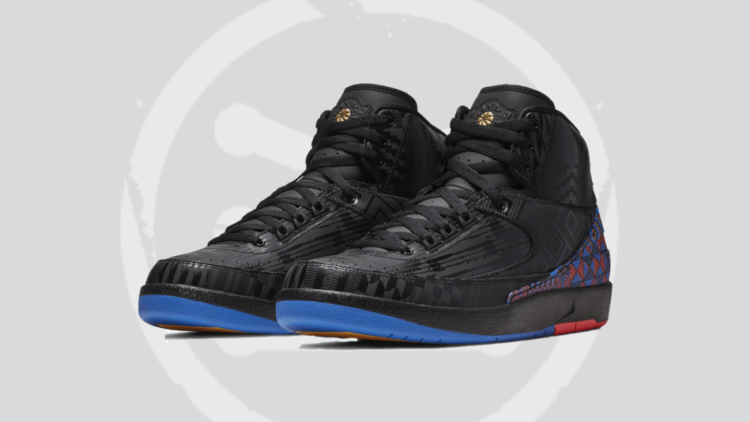 4f0b10b73ce186 A Black History Month Colorway for the Air Jordan 2 Retro is Coming ...