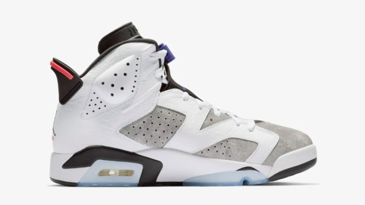 e9ad8eeb45c If you are one of those fans then you'll be happy to know the Air Jordan 6 'Flight  Nostalgia' will release on January 12 at Jordan Brand retailers including  ...