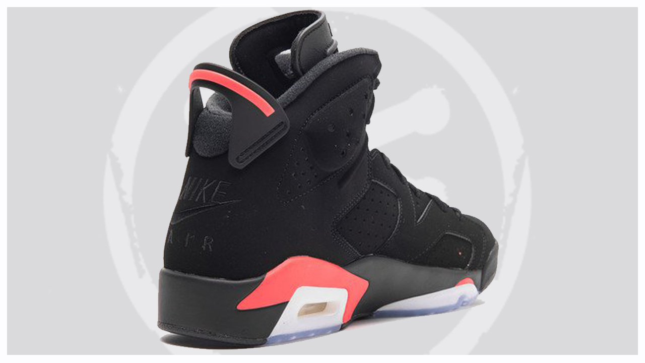 02effc923b0bc9 Our Best Look Yet at the Air Jordan 6  Infrared  for 2019 - WearTesters