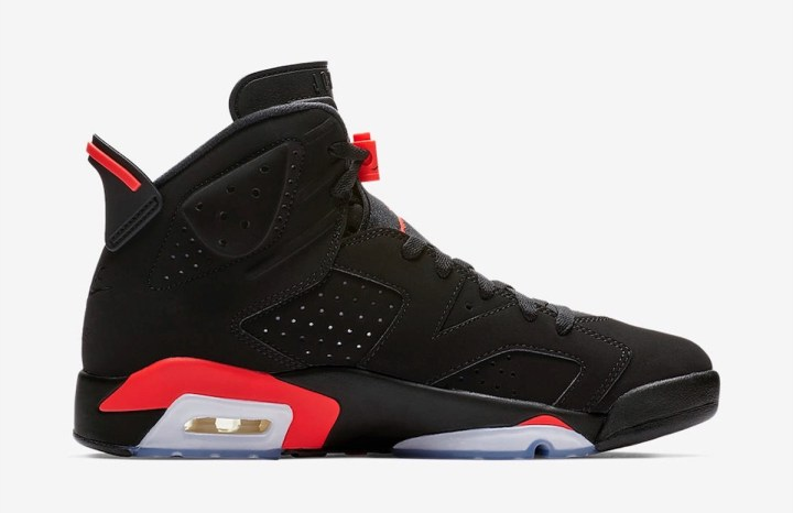 e99f08d13f805e If you plan on grabbing the 2019 version of the Air Jordan 6 Retro OG in   Black Infrared  then mark your calendars for February 16 and make sure you  have ...