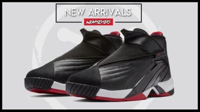 3b2c7bcb864fa4 A Black Red Jordan Jumpman Swift has Arrived. Once worn by Eddie Jones ...