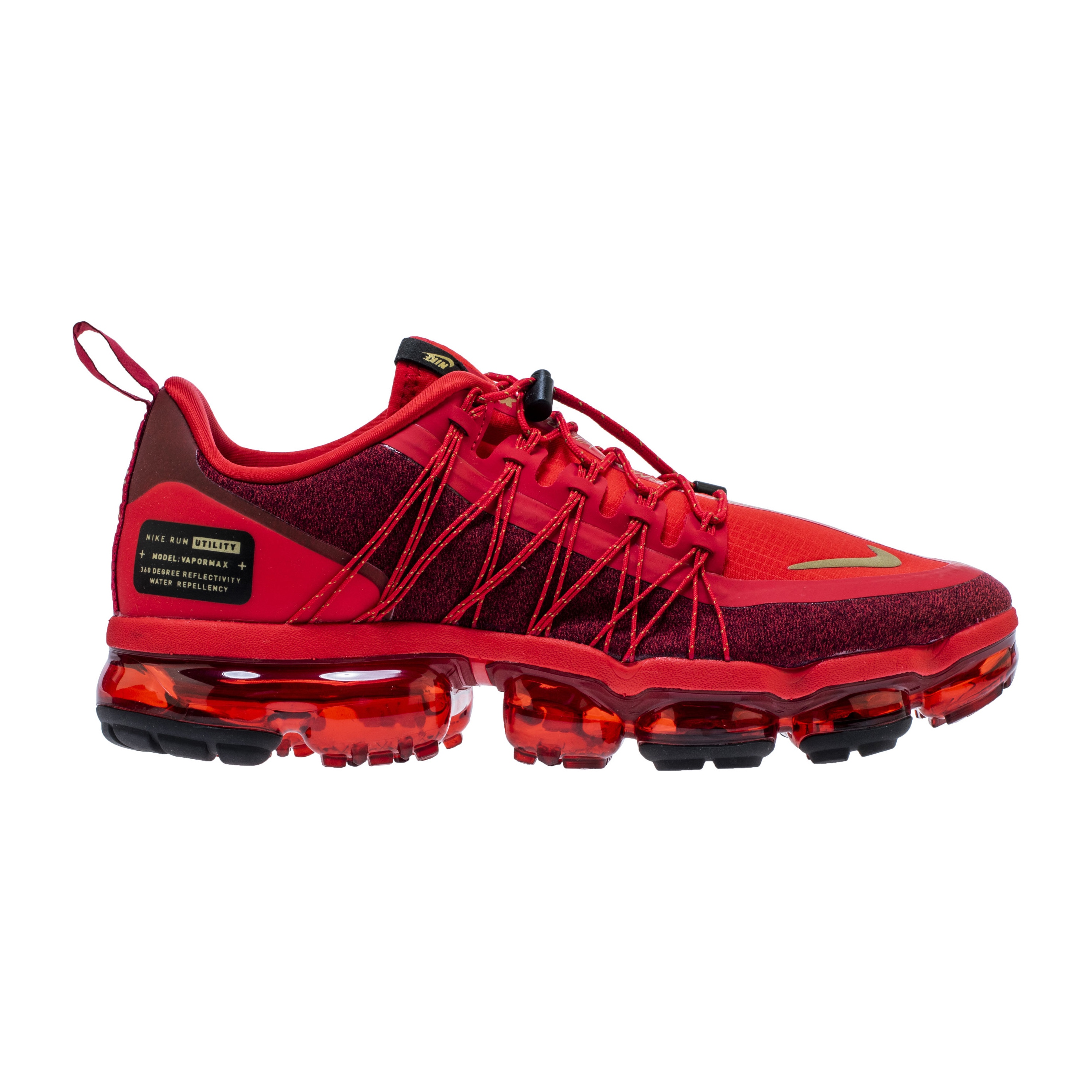 4c73cd5d206c NIKE AIR VAPORMAX RUN UTILITY CANYON RED BLACK 5 - WearTesters