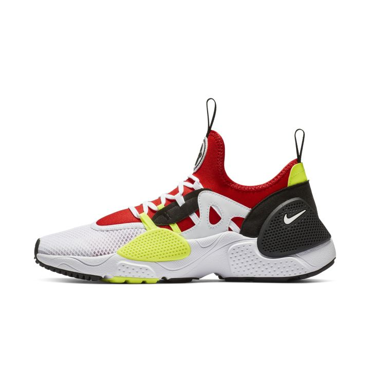 NIKE HUARACHE E.D.G.E. TXT WHITE:UNIVERSITY RED 3