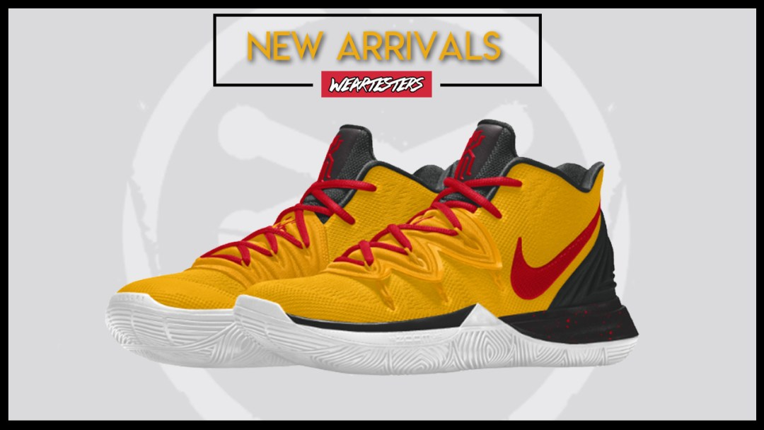 best website 65074 7cd78 The Nike Kyrie 5 is Now Available for Customization on NIKEiD ...
