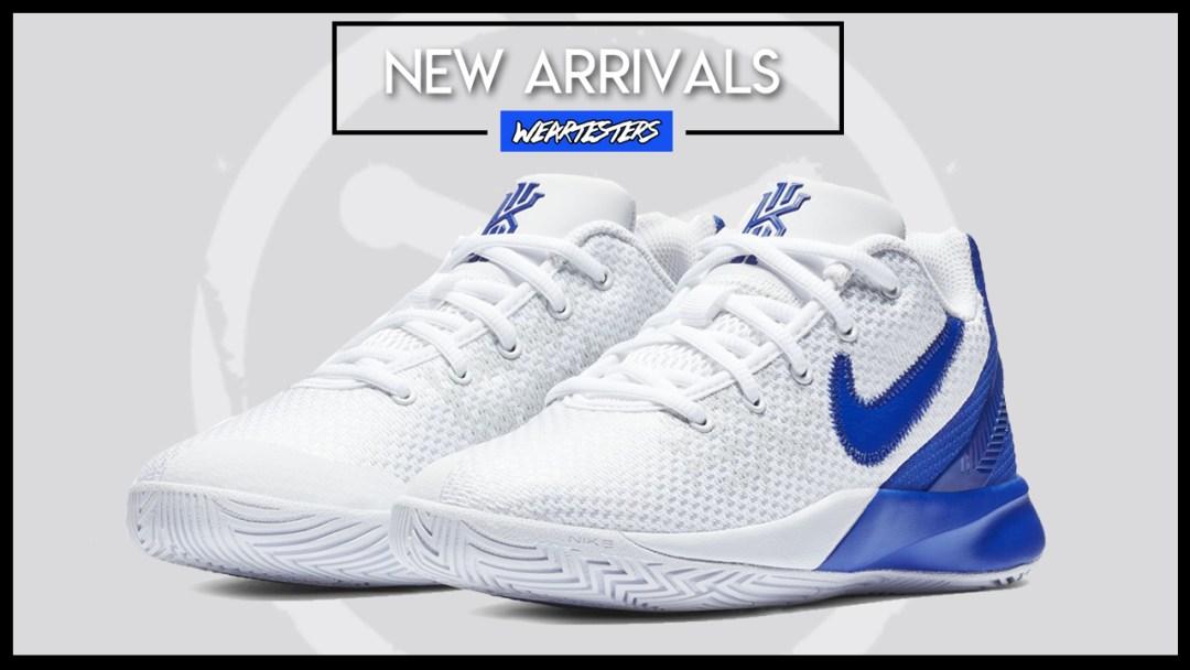 fb376842c21d The Nike Kyrie Flytrap 2 Appears in Duke Colors - WearTesters