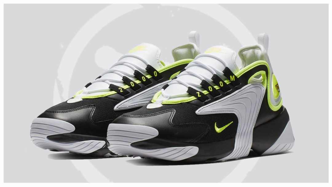 cfc8c95fc2cf The Nike Zoom 2K Appears in Black Volt-White - WearTesters
