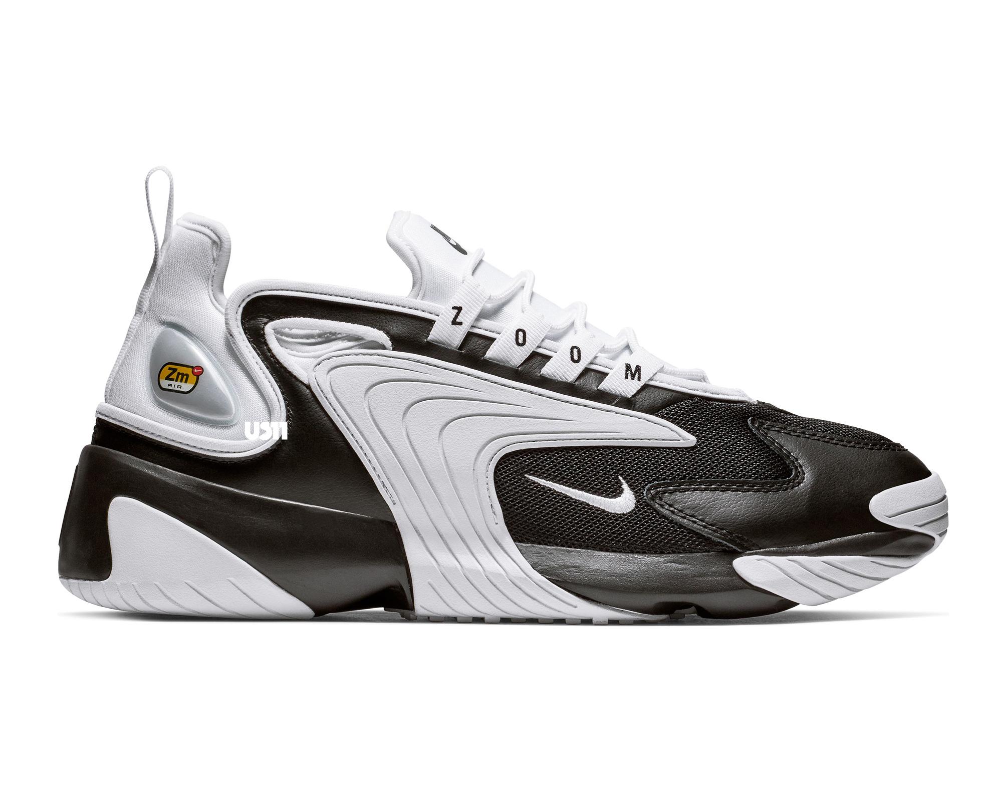 finest selection 4cde1 964b5 Nike-Zoom-2K-Black-White