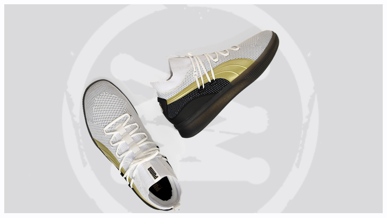 timeless design 952ad cd877 Danny green to debut a brand new puma clyde court colorway weartesters jpg  1280x720 Danny green