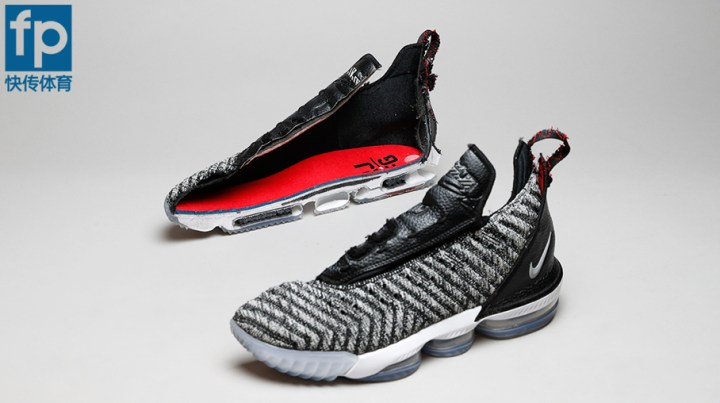 966f248815eb The Nike LeBron 16 Deconstructed - WearTesters