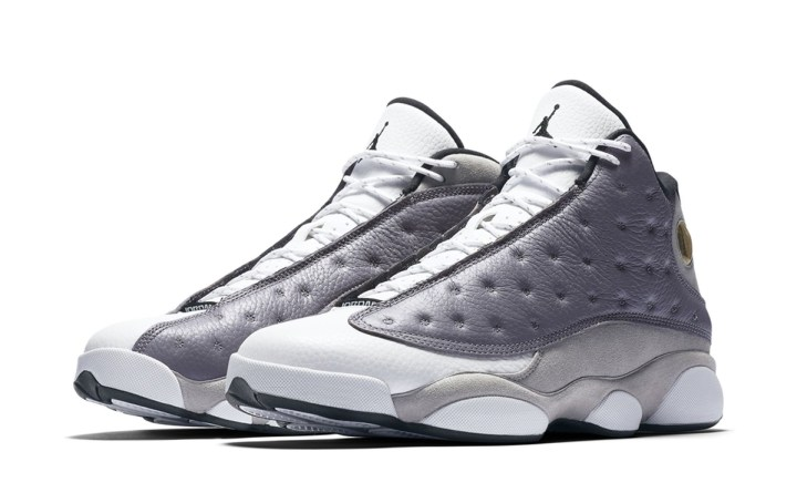 new style cbb1d 419da An Official Look at the Air Jordan 13  Atmosphere Grey  - WearTesters