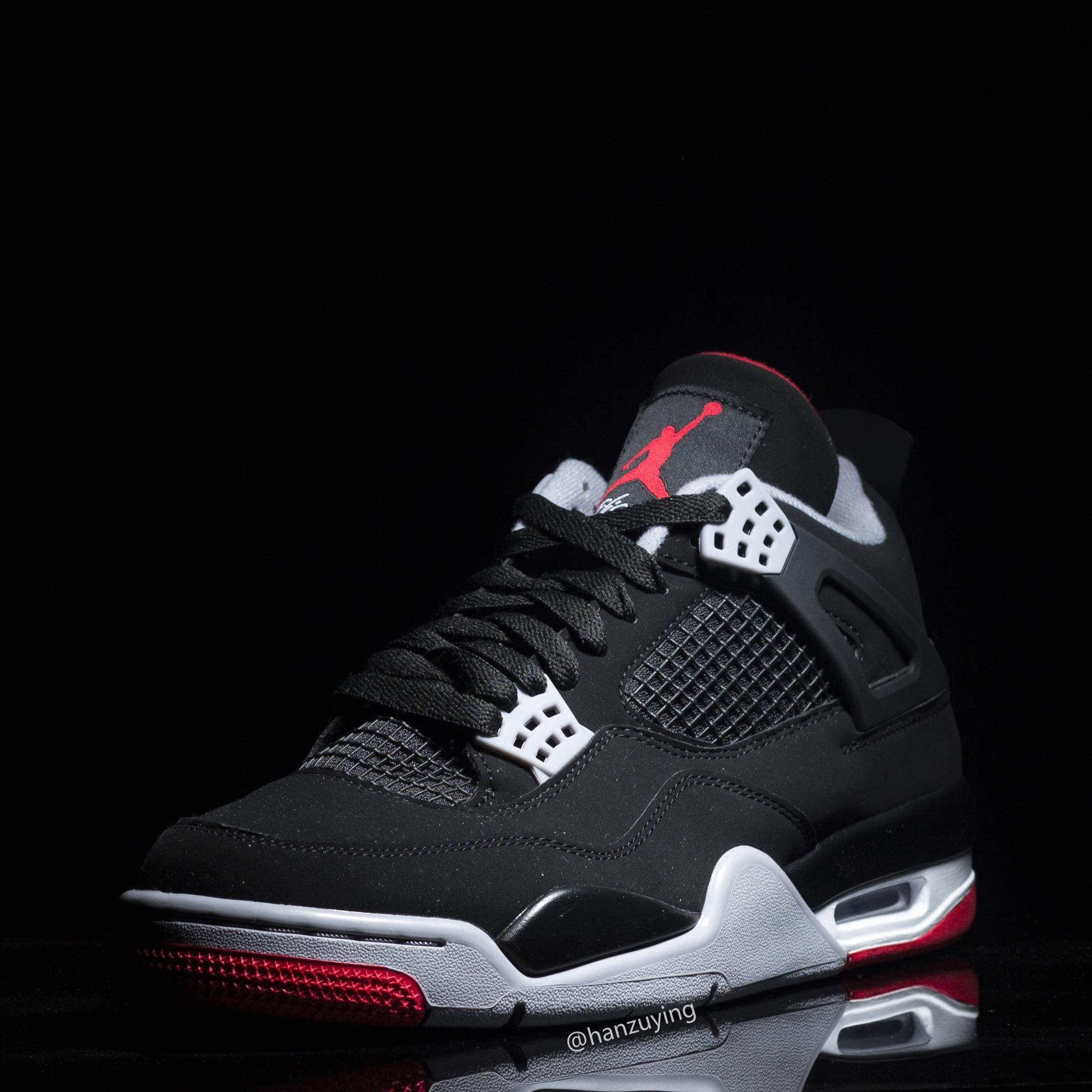c3ae6673e9d014 Air-Jordan-4-Black-Cement-OG-2019-2 - WearTesters