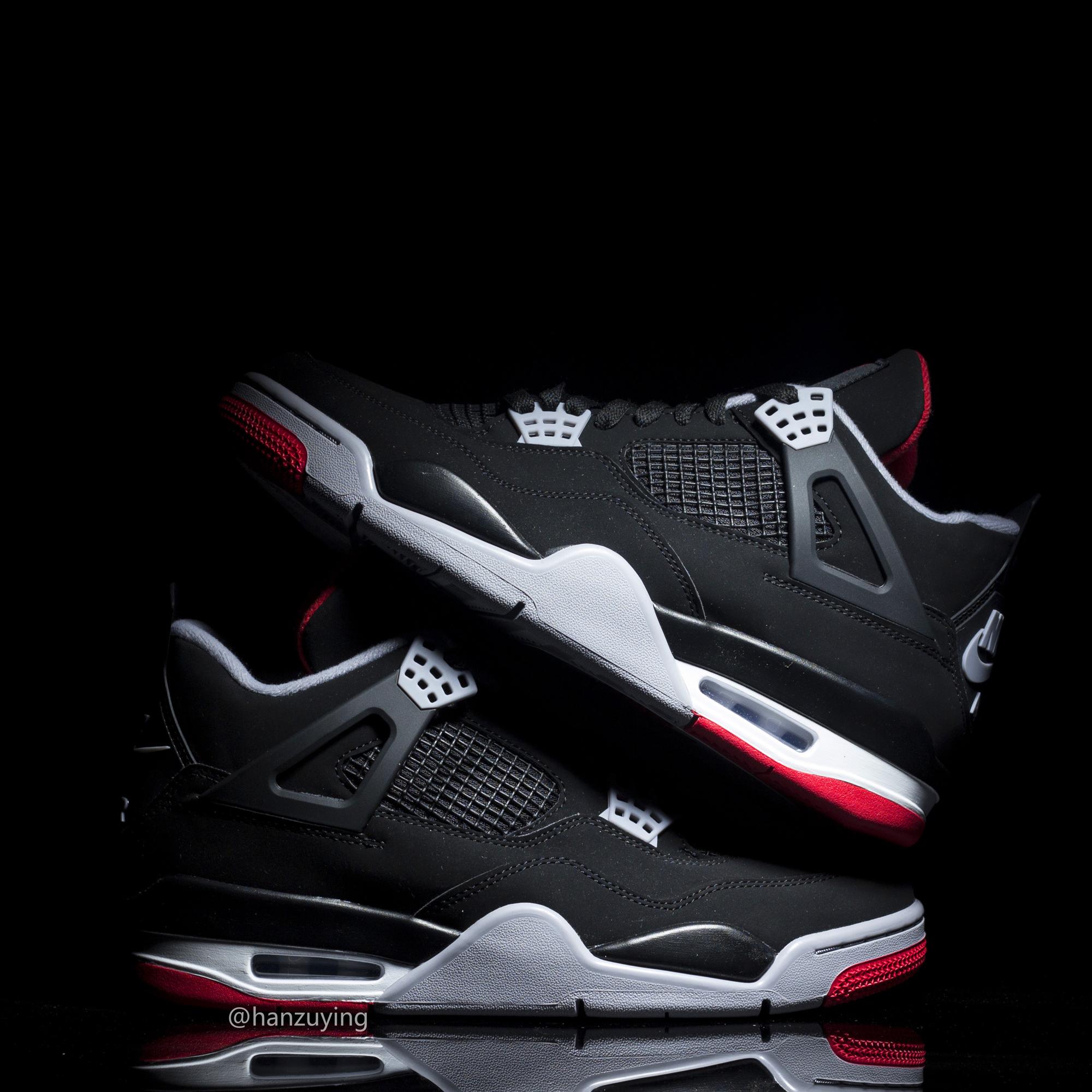 716329fe96b5 Air-Jordan-4-Black-Cement-OG-2019-8 - WearTesters