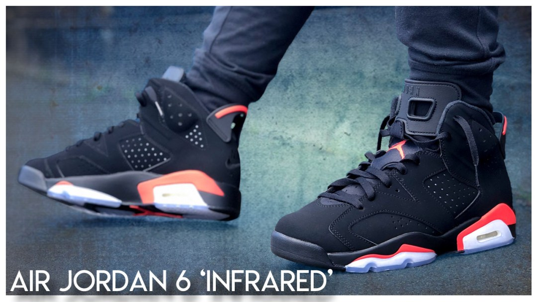 san francisco 08c32 20b2a Air Jordan 6  Infrared  2019   Detailed Look and Review - WearTesters