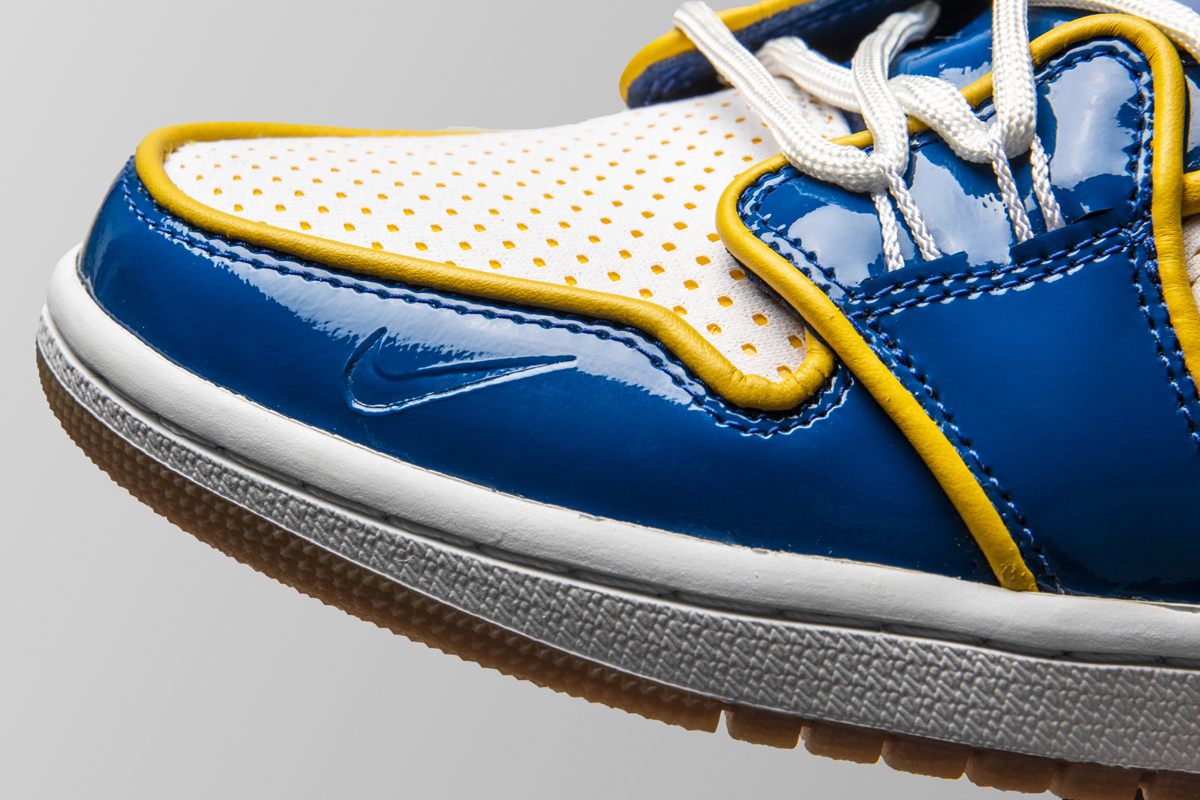 Resultado de imagem para Golden State Warriors E The Shoe air jordan 1