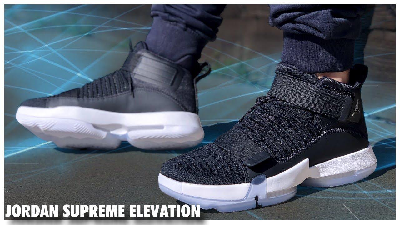 dedc49e622478b First Impression   Jordan Brand   Kicks On Court ...