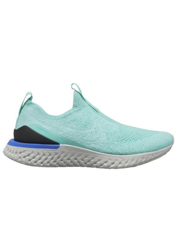 size 40 b3ac0 03f02 NIKE EPIC PHANTOM REACT FLYKNIT TEAL