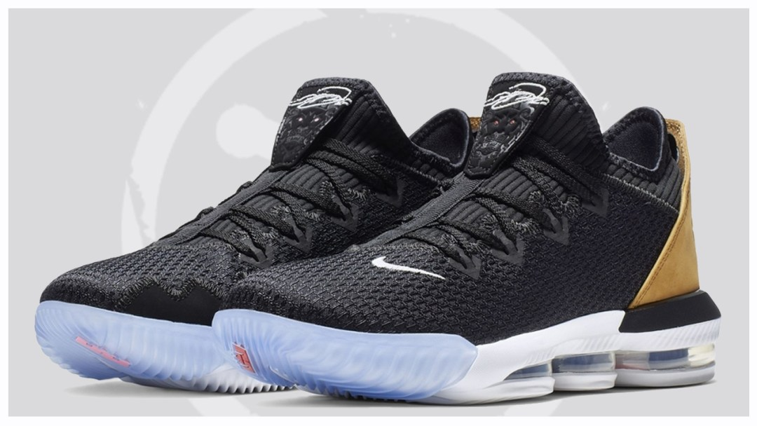 finest selection 30aff b98f4 A First Look at the Nike LeBron 16 Low - WearTesters