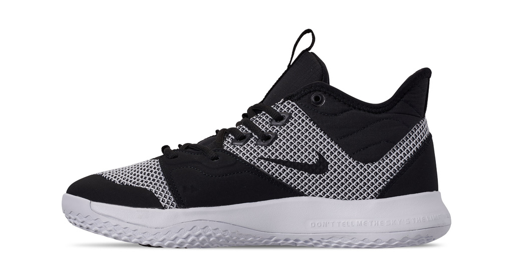 fad2148a6 Nike-PG-3-Black-White-3 - WearTesters