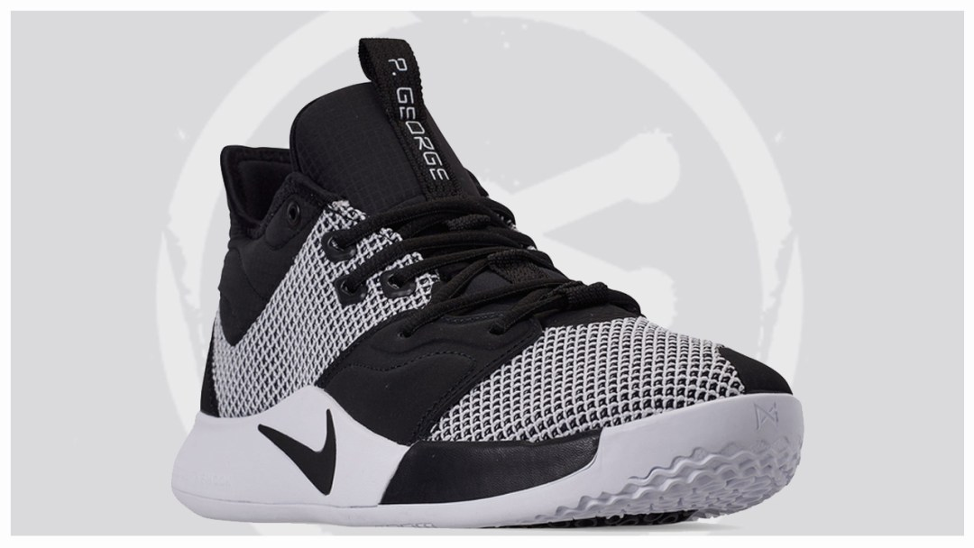 d36c931b2 The Nike PG3 in Black White Releases in March - WearTesters