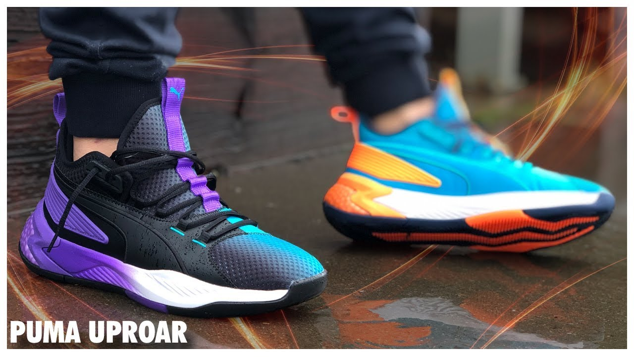 PUMA UPROAR SPECTRA PERFORMANCE REVIEW!