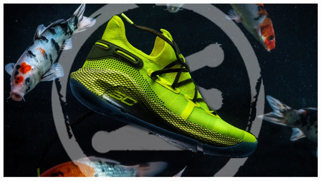 c1fc03131e64 The All-Star Under Armour Curry 6 has Been Unveiled - WearTesters