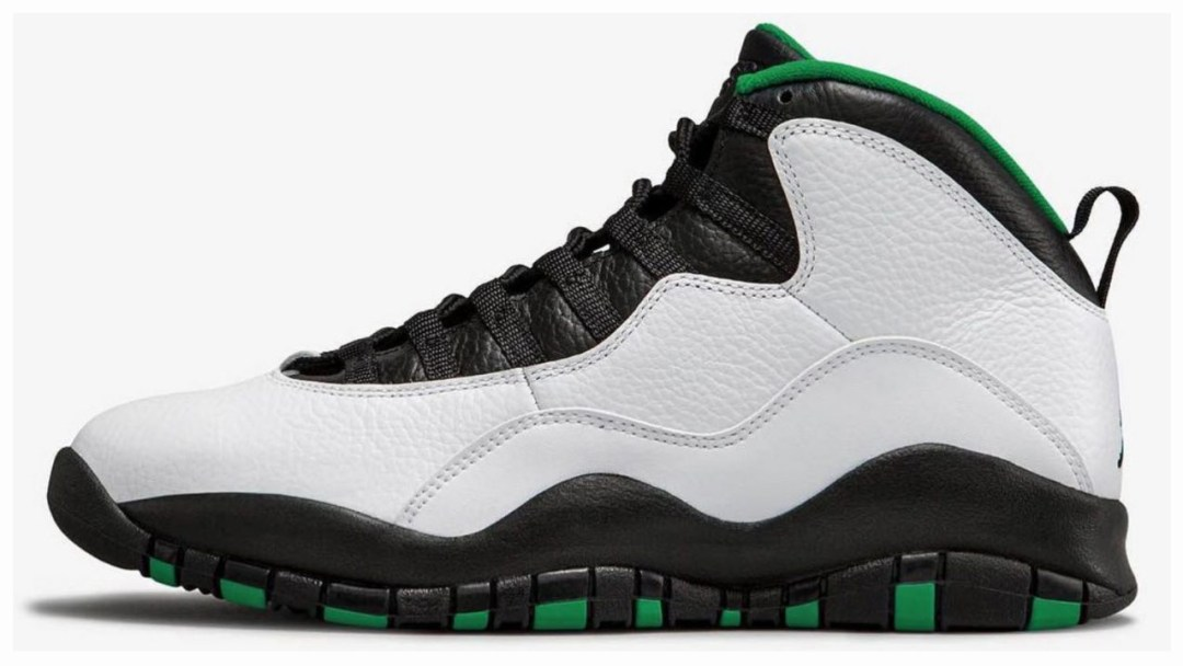 bd6e705868fc The Air Jordan 10  Seattle  May be Making a Return - WearTesters