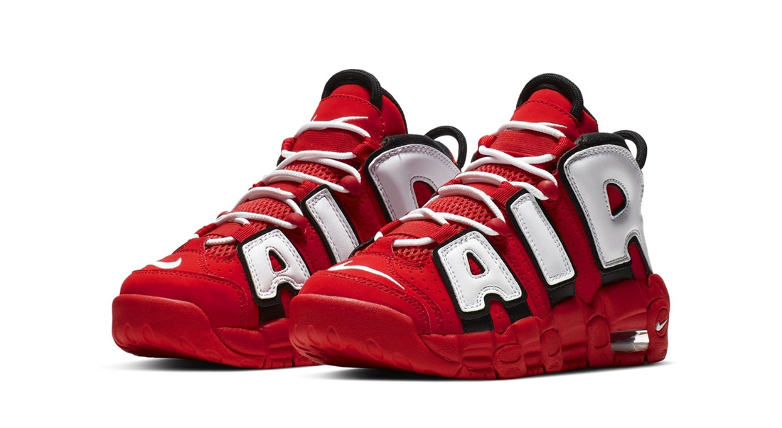 quite nice 7302d 56c28 Kids-Nike-Air-More-Uptempo-Chicago-4