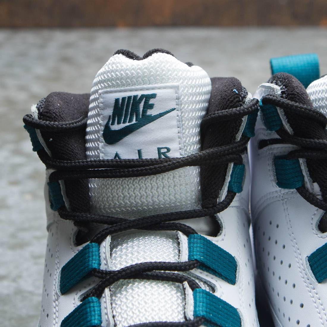 official photos b2b43 ff417 Nike-Air-Darwin-OG-White-Teal-Black-2