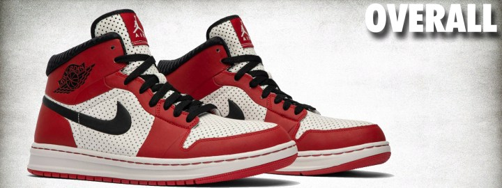 9ed81467c7134 There is nothing more fun than lacing up a shoe that essentially looks like  the Air Jordan 1 but plays a little smoother.