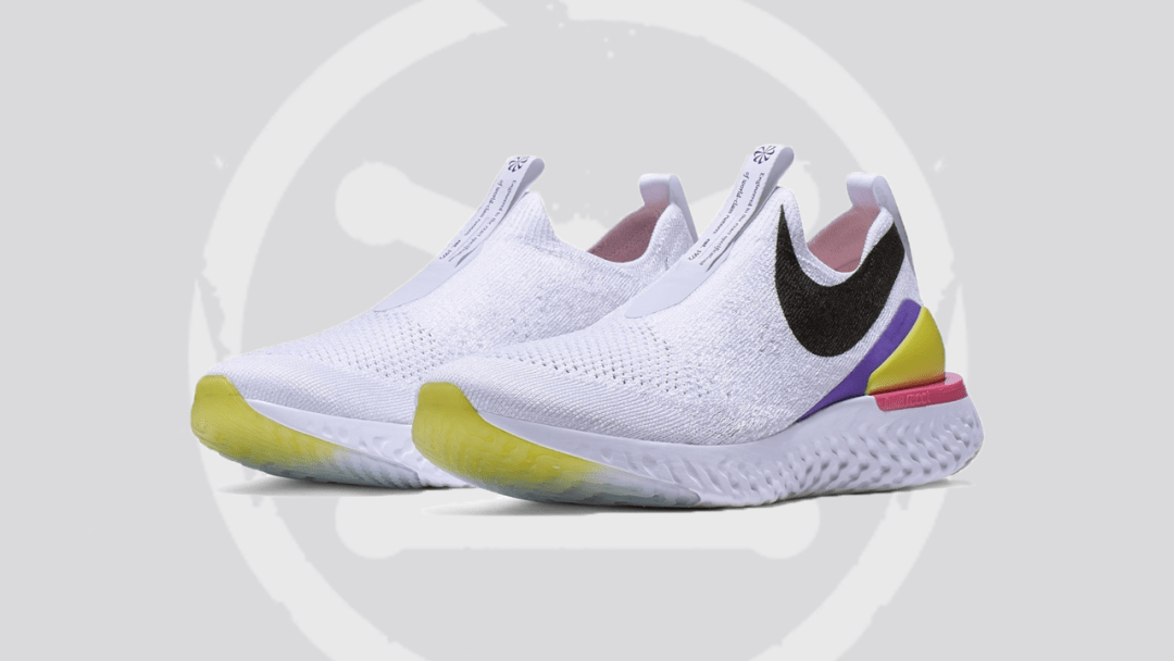 best service 1b836 8911d Nike Epic Phantom React Flyknit Just Do It featured image