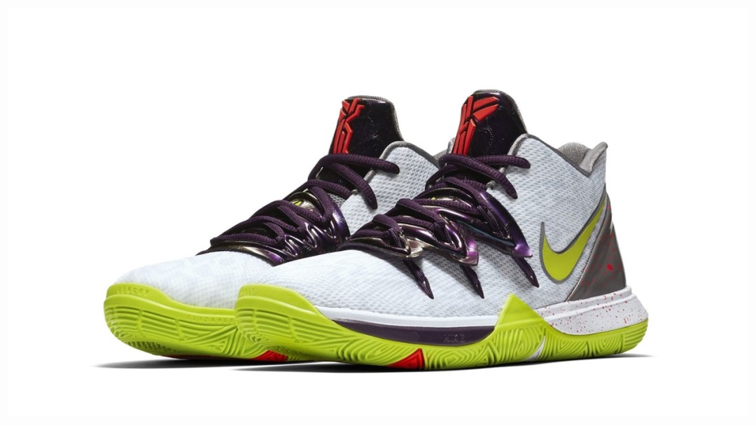 new style c4ddf 3ecf2 A First Look at the Nike Kyrie 5  Mamba Day  - WearTesters