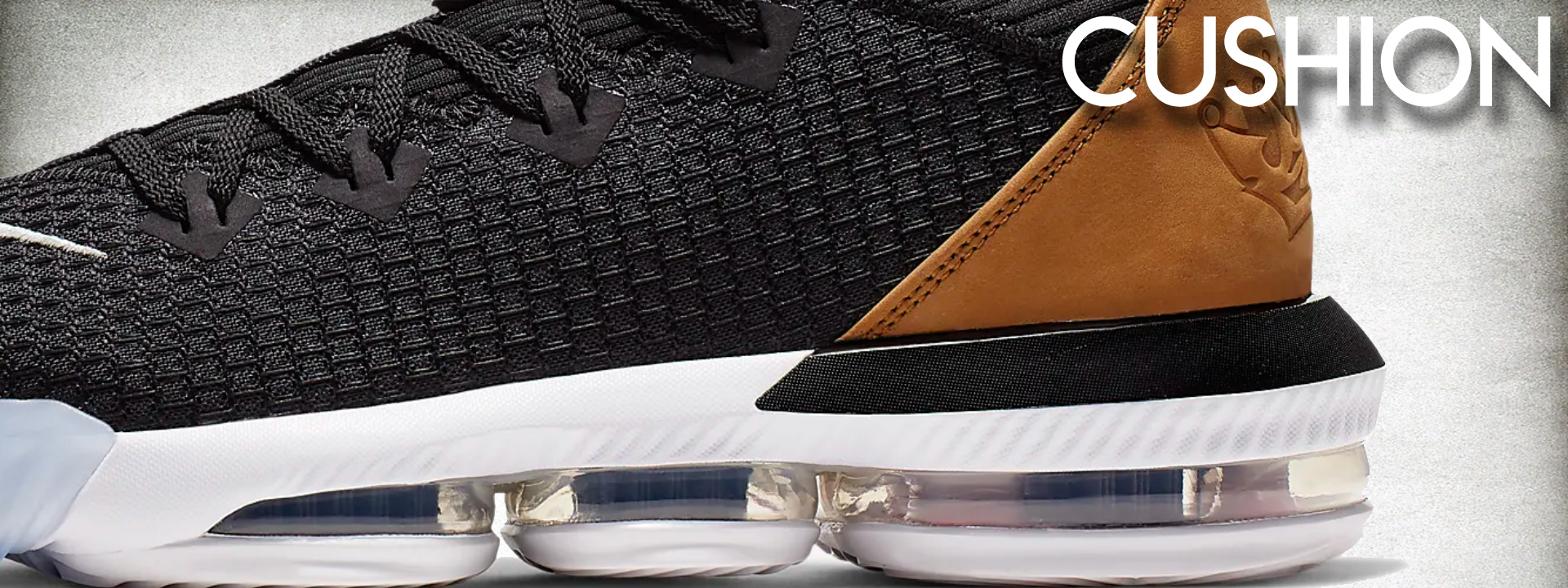 8ce94fc6bea Nike-LeBron-16-Low-Performance-Review-Cushion - WearTesters